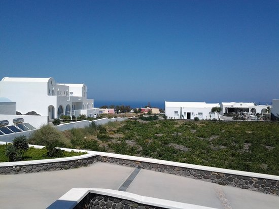 El Greco Resort & Spa: vista do quarto