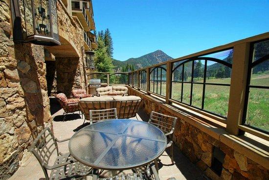 Lone Eagle Condos at River Run Village: Balcony