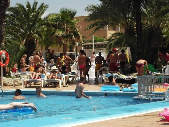 Complejo Costa Sur - Sol Post Hotel: pool