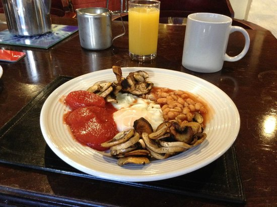 White Hart Inn : Breakfast....