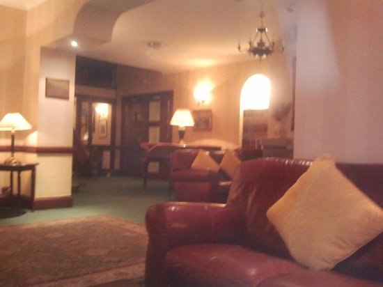 Stafford Hotel : Hall