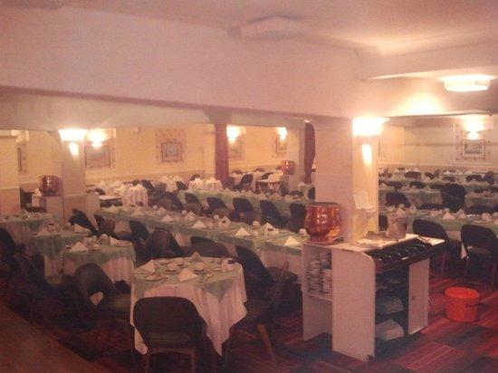 Stafford Hotel : Restaurant