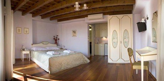 Palazzo Duca Hotel: Top floor suite
