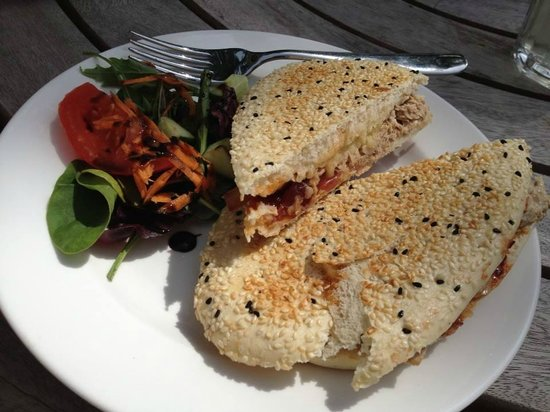 The Old Vicarage: Best Panini