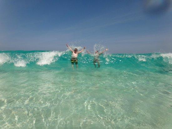 Pantera Jeep Tours: Beach Play