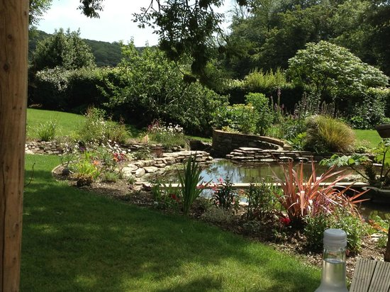 The Old Vicarage: Beautiful Gardens