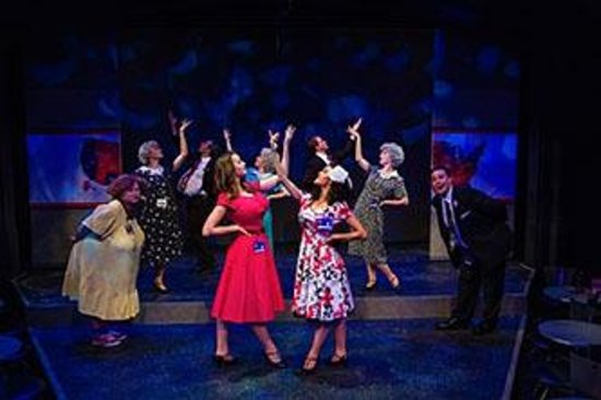 Salt Lake Acting Company: Romney Style - Saturday's Voyeur 2013