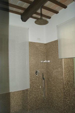 Countryhouse I Lauri: bagno suite
