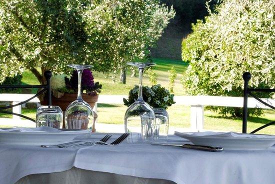 Countryhouse I Lauri: ristorante