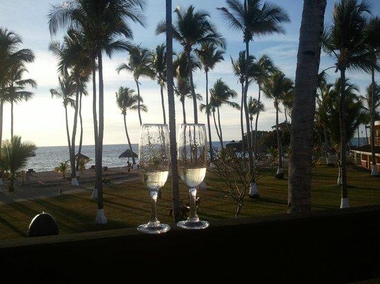 Andilana Beach Resort : Brindisi d'arrivo