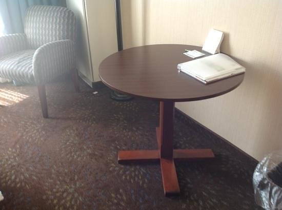 Holiday Inn Buffalo International Airport: your fabulous work station