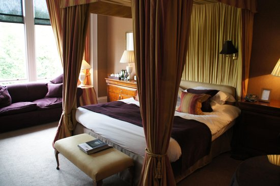 Hotel du Vin at One Devonshire Gardens: Lois Jadot room