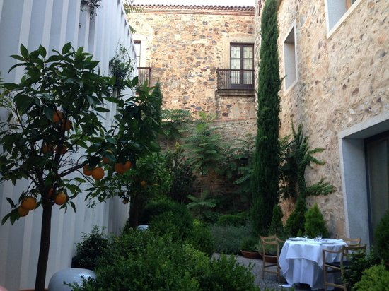 Atrio Restaurante Hotel Relais & Chateaux: Giandino