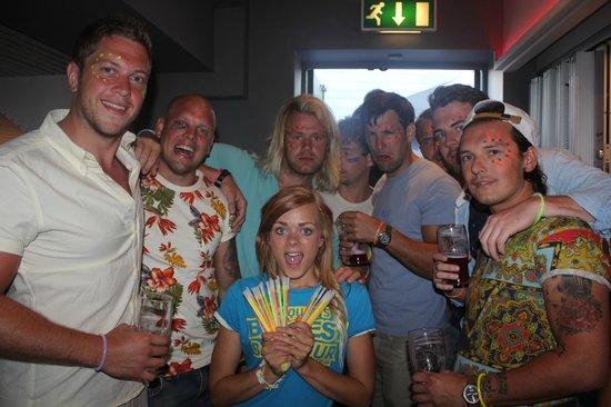 Newquay's Biggest Bar Tour Bild