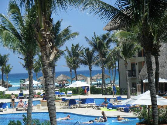 Catalonia Riviera Maya: Pool View