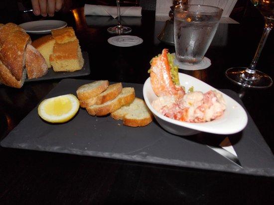 Livingston Restaurant: Salada de Lagosta