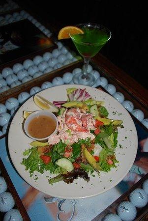 British Open Pub : Pub Lobster Salad