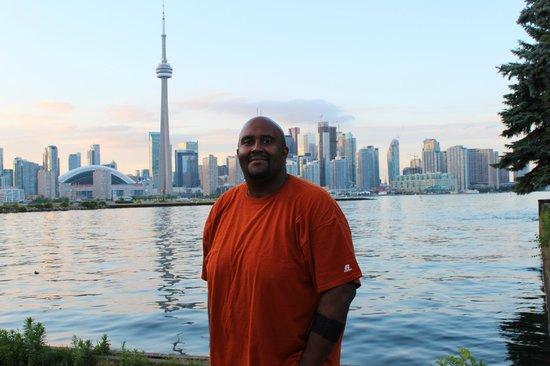 Toronto Bicycle Tours : Toronto @ Dusk