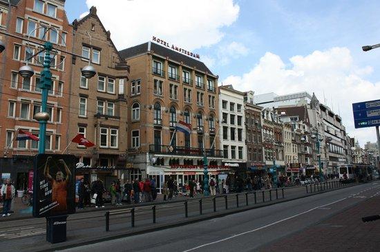 Hotel Amsterdam - De Roode Leeuw: Hotel