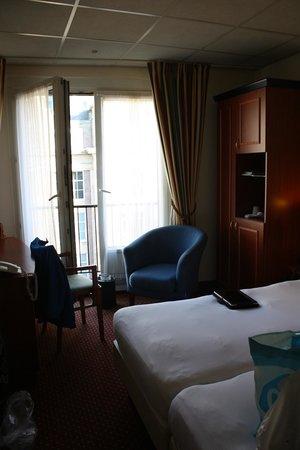 Hotel Amsterdam - De Roode Leeuw: Smoking Room