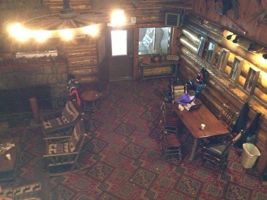 Ridin-Hy Ranch Resort: Lobby