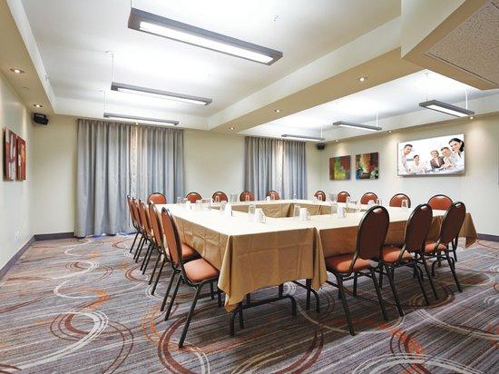 Hotel Cofortel: Salle Frontenac
