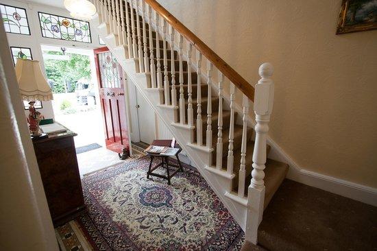 Ashlea Guest House : entrance