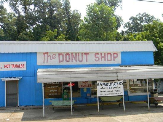 The Donut Shop: Blue Donut Shop