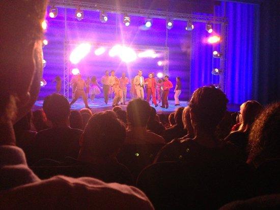 Winter Garden Theatre: Emoções com Mamma Mia