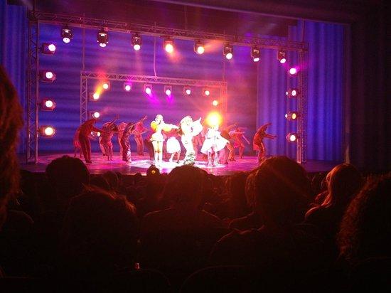 Winter Garden Theatre: Palco Mamma Mia