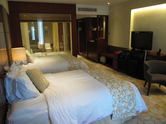 Crowne Plaza Science City: Quarto