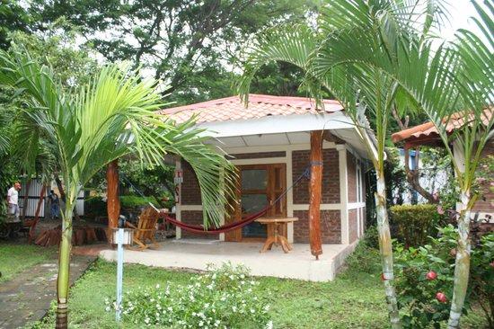 Hotel Villa Paraiso: Our bungalow