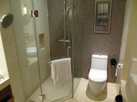 Crowne Plaza Science City : Banheiro