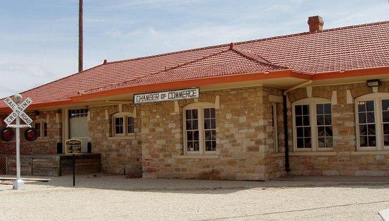 Fort Stockton Visitor Center: Visitor Center