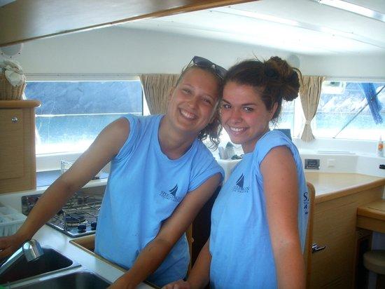Spiridakos Sailing Cruises: one smile