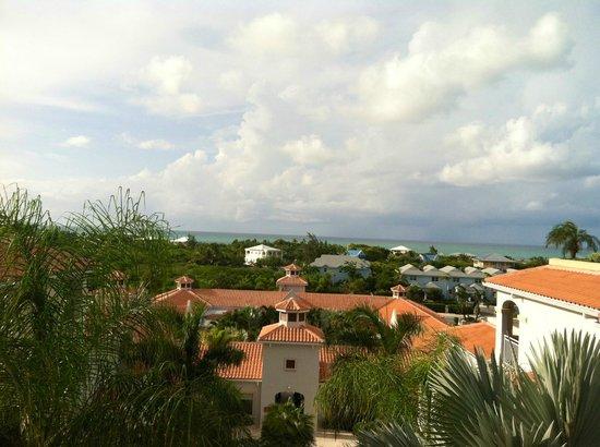 La Vista Azul Resort: View from 3rd floor