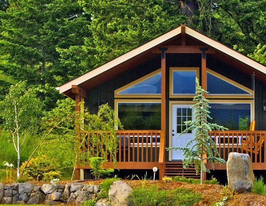 Romantic & Private Cabins in the Columbia River Gorge ...