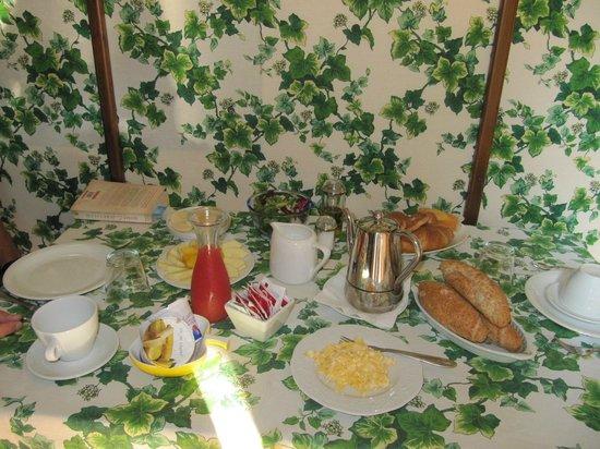 B&B il Cortile Malpensa: Breakfast