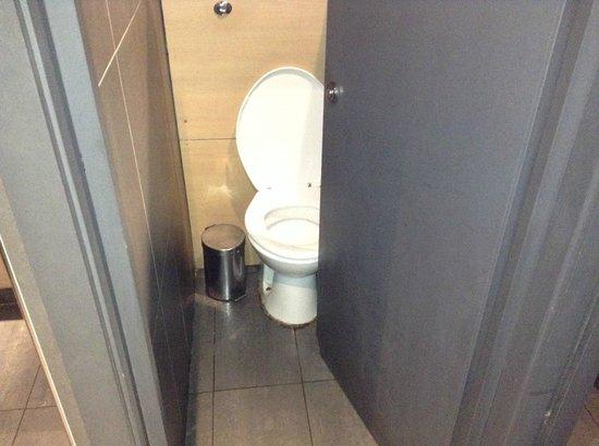 Auberge - Waterloo: Toilet