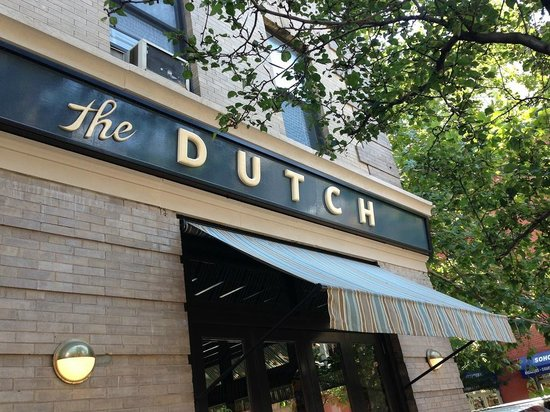 Photo of Seafood Restaurant The Dutch at 131 Sullivan St, New York, NY 10012, United States