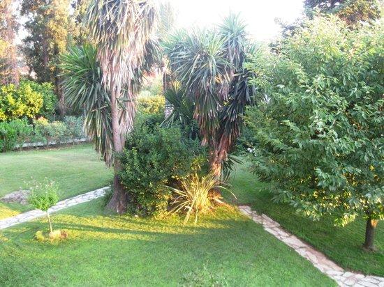 Corfu Club: ...beautiful gardens...