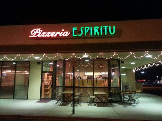 Pizzeria Espiritu Santa Fe Restaurant Reviews Phone Number