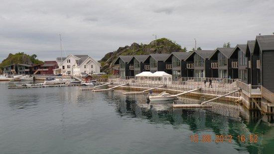 Hamn in Senja : camere