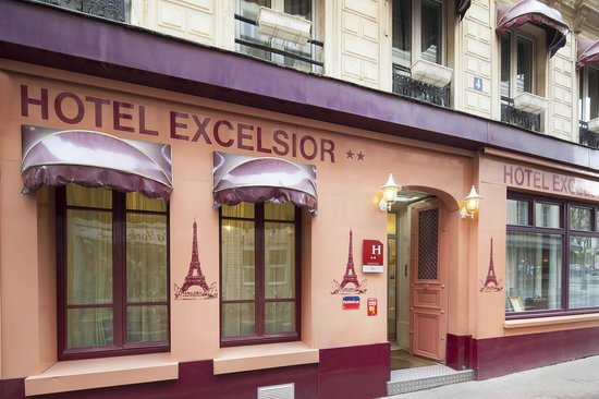 Hotel Excelsior Republique