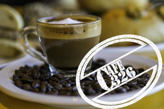 Cafe 326: Start your day off right!