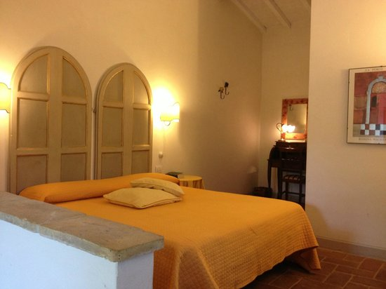 La Locanda del Borgo: Bedroom