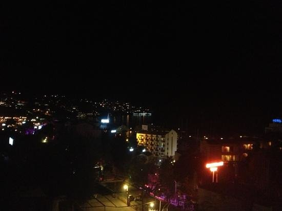 Foto's Pizza: View overlooking Kalkan bay