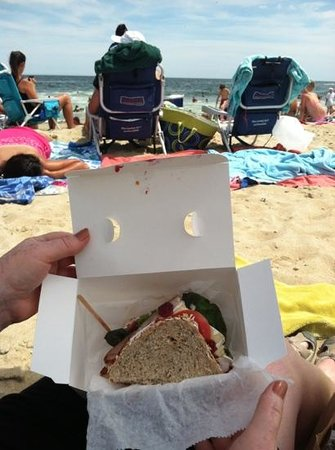 Daily Bread : Free Beach Delivery