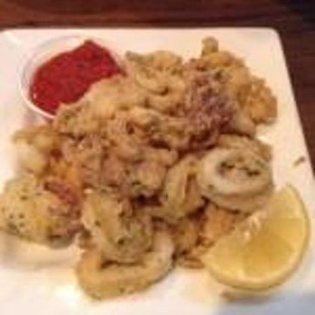 La Bella Italia: Calamari