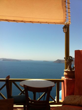 Melenio: Table with view